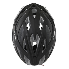 Alpina Panoma City Helmet black matt reflective